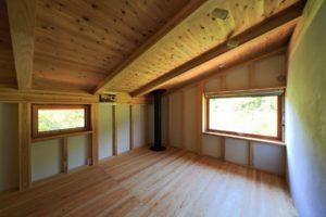 新築時の寝室_シンケンスタイルの家