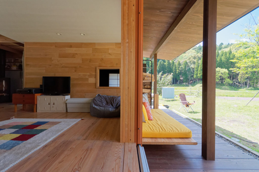 雨を愉しめる家≒雨漏れしにくい家