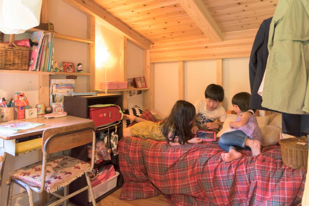 子供部屋の最小寸法。